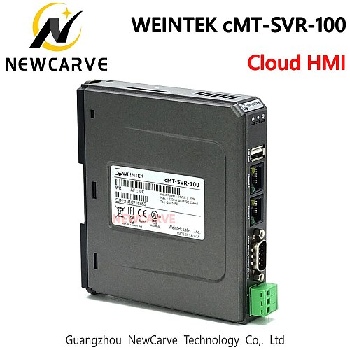 WEINVIEW/WEINTEK CMT-SVR-100 Cloud HMI Touch Screen Host Controller Ethernet  For Mobile Phone System Tablet CMT-iV5