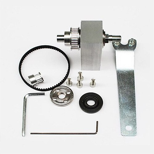 Spindle of Machine Tool Cutting Machine Saw Bearing Block Precision Table Saw Spindle Assembly Mini Woodworking Table Saw