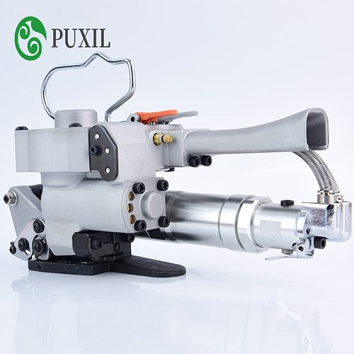 PET plastic steel strapping plastic strapping green manual packaging strap baler packaging machine