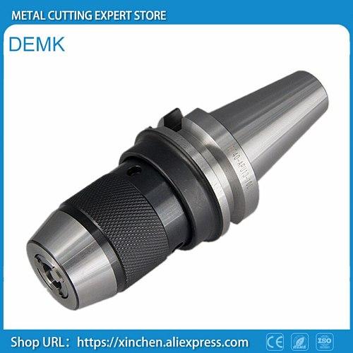 New Spindle BT40 APU16 110L High Precision 1-16mm Drill chuck Standard Self-locking,Self-tightening Drill chuck CNC Machine Tool