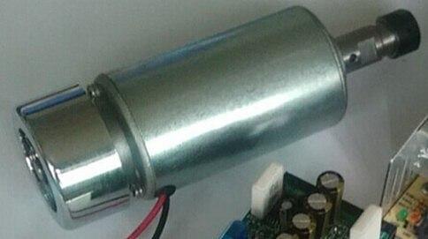 DIY engraving machine ER11 300W 24V 12000rpm PCB power spindle motor engraving machine parts CNC drilling machine