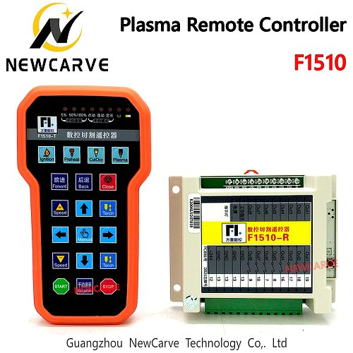 Plasma Remote Controller F1510 Anti-fall Wireless Handle For CNC F2100B F2300A F2300B Plasma Control System NEWCARVE