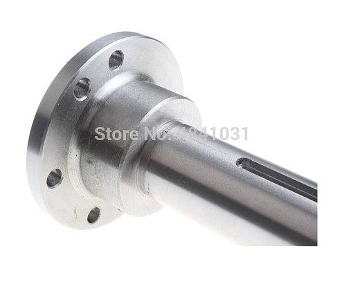 Chuck Flange 80mm Spindle SIEG C3-003 MT3# lathe spindle