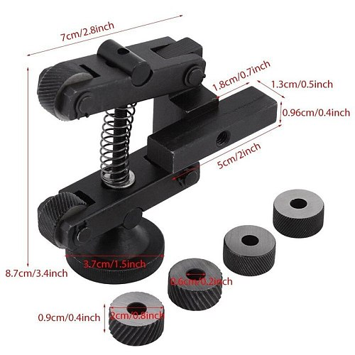 Durable Knurling Tool Holder Linear Knurl Tool Lathe Adjustable Shank With Wheels Lathe Tools High Quality Convenient Tool