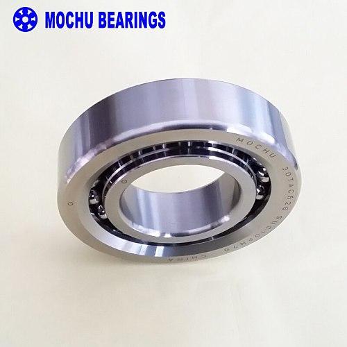 1pcs 30TAC62B 30 TAC 62B SUC10PN7B 30x62x15 MOCHU High Speed High Load Capacity Ball Screw Support Bearings