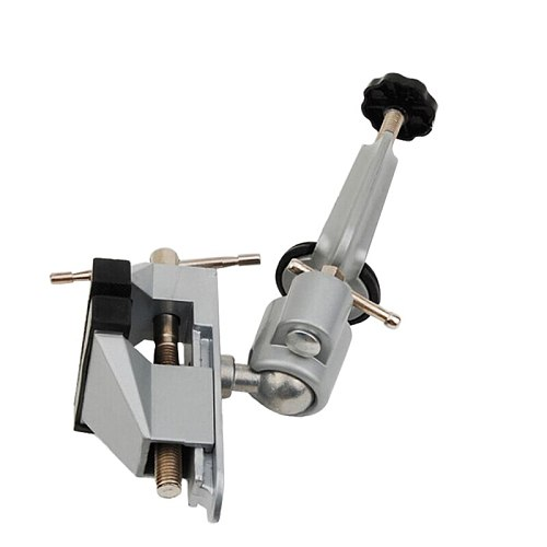 Mini Vise Tool Aluminum Small Jewelers Hobby Clamp On Table Bench Vice Lathe