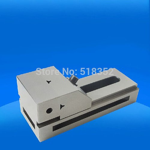 QKG50 Precision Tool Vises / High Precision Fast Moving Parallel-jaw Vice Jig Tools for EDM Wire Cutting Machine, Grinding
