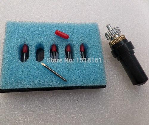 1pc Summa holder +10pcs 45 degree blade cutting plotter vinyl cutter