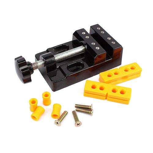 Multi-function Mini Jaw Bench Clamp Table Vise Folder Wood Table Bench Vise Drill Press Vice Carving Tools Machine DIY Tools