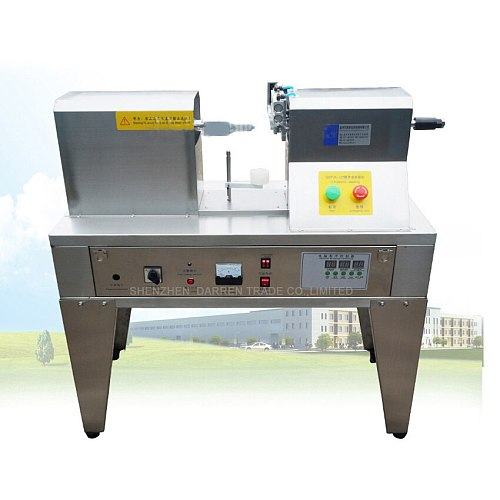 1pc  ultrasonic tube tail sealer,semi-auto impulse sealing machine tube sealer, tail sealing machine, tail sealer