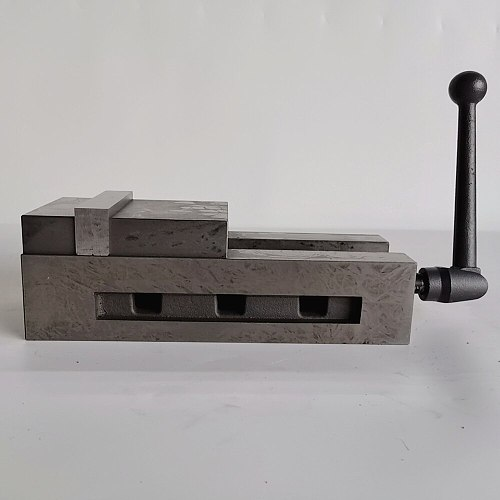 Accu-lock precision machine vice QM16100N 4 inch machine vise
