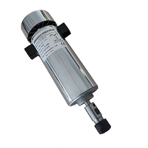 800W DC spindle Motor 0.8KW DC 0-110V 20000RPM CNC Carving Milling Air cold Spindle Motor For Engraving
