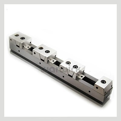 Multi-work position side-by-side vise Multi-position tool consists of multi-function machining center flexible fixture system