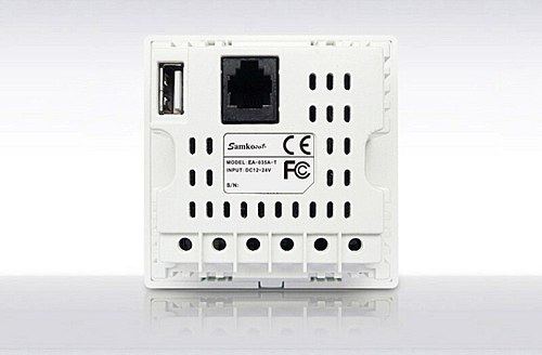 EA-035A-T samkoon HMI touch screen 3.5  new