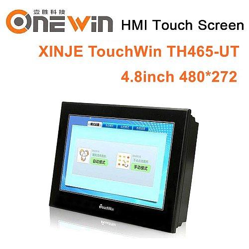XINJE TouchWin TH465-UT HMI Touch Screen 4.3 inch 480*272 new Human Machine Interface