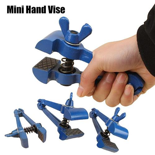 Mini Hand Vise Multi-Pliers Small Heavy-duty Jaw Vice 20mm/40mm/50mm Precision Vise