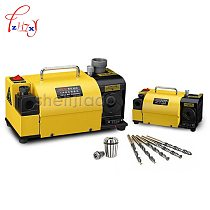 180W MRCM Drill Bit Sharpener 110V/220V Portable Angle Grinder Disc Universal Normal Grinding Machine MR-13A Bit Sharpening Tool