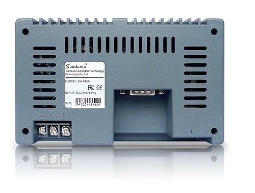 EA-043A samkoon HMI touch screen 4.3  new