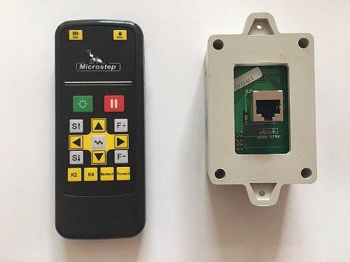 Remote controller RFS1 for Microstep Start cnc plasma cutting controller cc-s4d, m3,x3,z3
