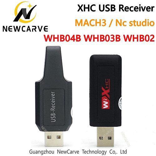 XHC USB Receiver For Nc Studio Mach3 Conttroller CNC Wireless Handwheel WHB04B,WHB03B,WHB02 NEWCARVE