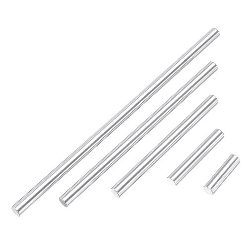 New 7PCS Ejector Pins Set Pushing Rifling Buttons High Hardness Full Specifications Machine Chucking Reamer Tools Accessories