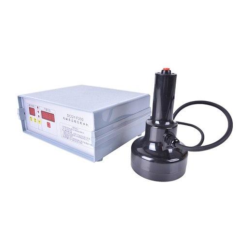 New DCGY-F200 Portable induction sealing machine aluminum foil capper Honey Packaging Equipment (20mm-90mm)
