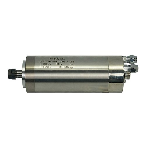 CNC router 3040 6040 part 800W Water Cooling spindle Diameter 65mm * Length 158mm