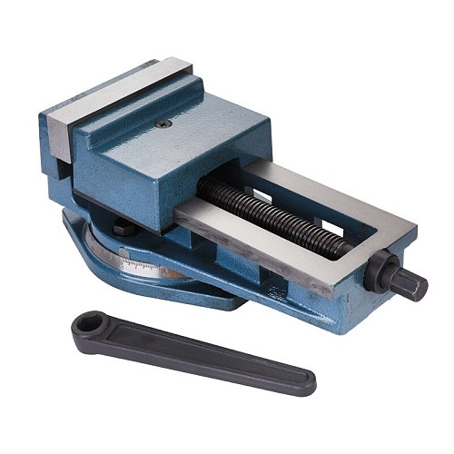 Mini machine vice planing machine QB160 with 6 inch