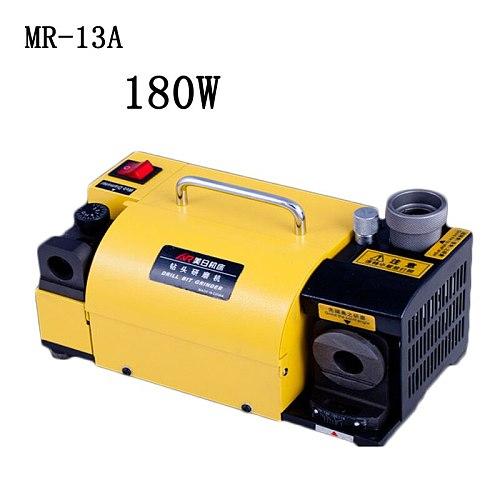 MR-13A Drill Bit Sharpener Drill Grinder Grinding Machine Portable Carbide Tools 220v/110v
