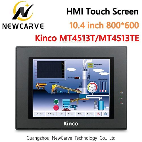 Kinco MT4513T MT4513TE HMI Touch Screen 10.4 inch 800*600 Ethernet 1 USB Host new Human Machine Interface Newcarve