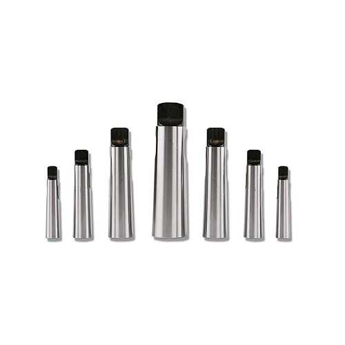 1PC Adapter Morse Cone MT1 to MT2 MT2 to MT3 MT3 to MT4 Sleeve for  Reduce Drill Sleeve Morse Taper Adapter