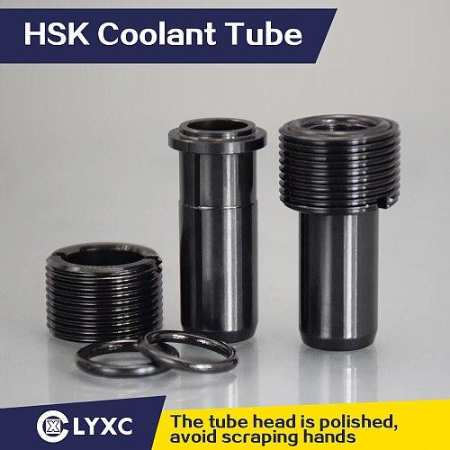 Coolant Pipe Wrench HSK Holders Key for HSK 63 Coolant Tubes Box,HSK100 Coolant Tube Pipe, For Use With HSK 63 Tool Holder