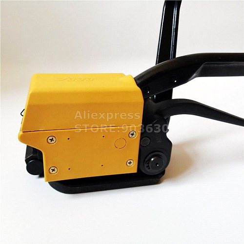 A333 Manual Sealless Steel Strapping Packing Tool,Steel Strapping Bander,Metal Strip Machine For 13-19mm
