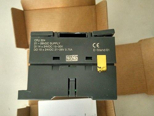 CPU224-DT Compatible S7-200 6ES7214-1AD23-0XB0  6ES7 214-1AD23-0XB0  PLC Main unit  DC 24V  14 DI 10 DO transistor
