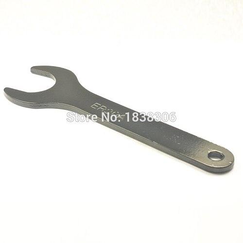 ER chuck nut spanner  1pcs ER20 collet wrench  hex shape nut  Type for ER nut CNC Milling machine tools