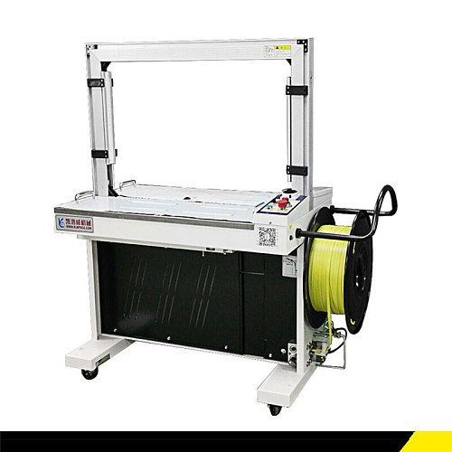 1PC KLW-201A Automatic Strapping PP Strap Carton Packing Machine Automatic Strapping Machine Desktop Strapping Machine 220V