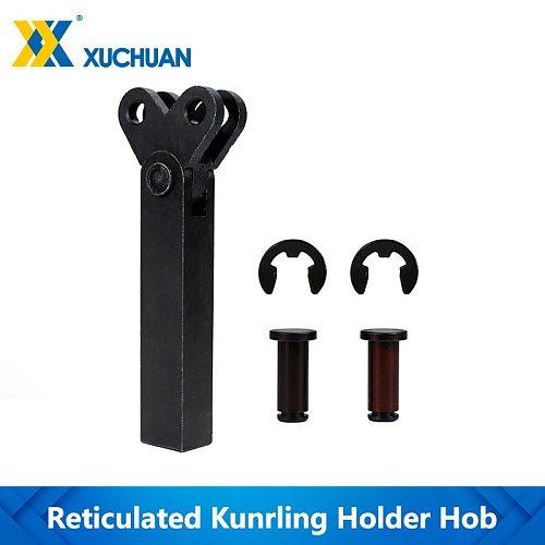 Reticulated Knurling Holder Knurl Holder 1pc For Steel Lathe Tool Gear Shaper Cutter Dual Wheel Knurling Linear Pitch Knurl