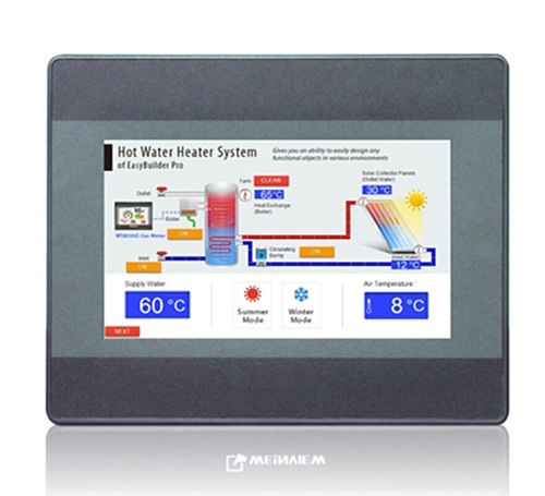 TK8071iP TK6071iQ TK6071iP weinview HMI touch screen 7 inch new