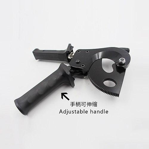 Ratchet Gear Cable Cutter VC-500B