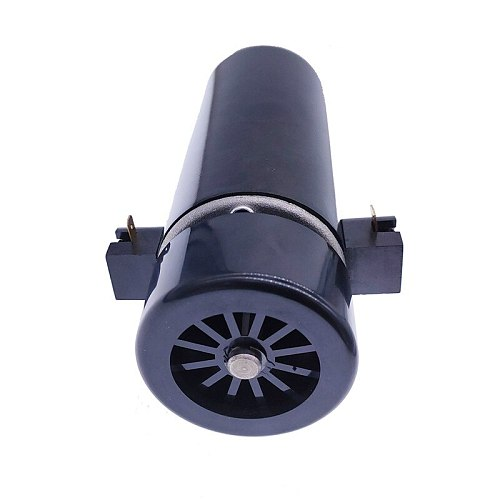 500W air cool spindle motor dc 12V-48V CNC engraving machine tool spindle Replaceable carbon brush