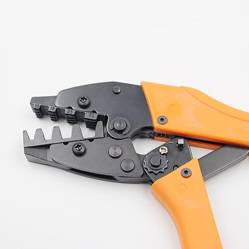 Insulated And Non-insulated Ferrules Crimping Pliers VH5-35WF