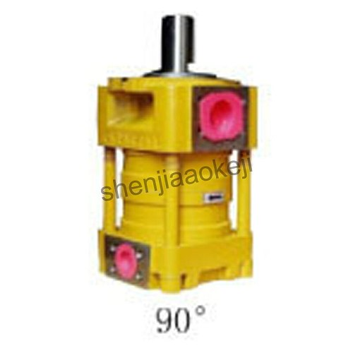 Low noise Electric Hydraulic gear pump NT3-G20F Cast iron pump internal gear pump without motor 32Mpa 1pc