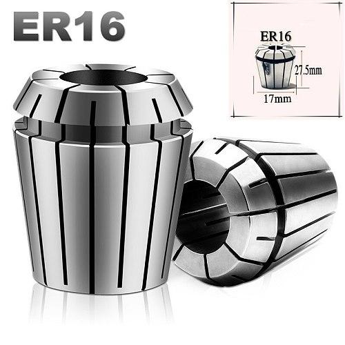 ER16 1mm 2mm 3.175mm 6.35mm Spring Collet Chucks Tool Holder 65Mn  For CNC Engraving Machine&Milling Lathe Tools 1-10mm
