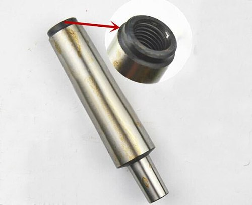 Reducing DrillSleeve MT2 to B10 B12 B16 B18 B22 Morse Taper Shank Drill Chuck Arbor Drilling Lathe 0.6-6/1-10/1-13/3-16/5-20 M10