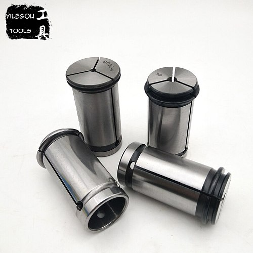High Precision SC-32 Straight Shank Strong Straight Collet, Inner Bore 3-15mm C32 Straight Chuck For Milling Machine
