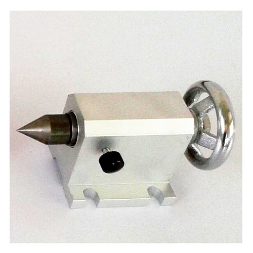 CNC Tailstock for Rotary Axis 4axis Center height 49MM Dividing head  Router tools    Engraver Milling Machine
