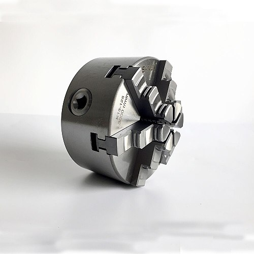 High Precision of Lathe Chuck 125mm 5'' Inch K13-125 Six Jaw Chuck with Hardened Steel for Sale