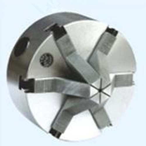 100mm 6Jaw Lathe Chuck Self-Centering 4  Six Jaws Chuck Sloped Jaws K13-100 for CNC Milling Cutting Machine