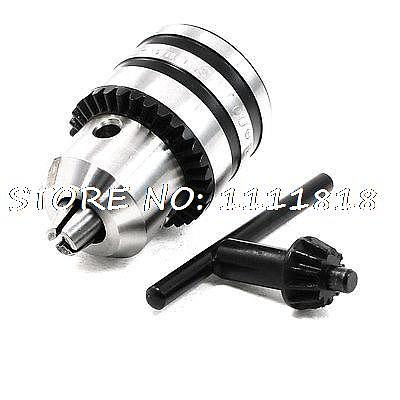 Electric Power Tool Component Key Type Drill Chuck B16 Mounted 1.5-13mm