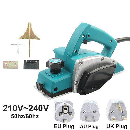 220V Multifunctional woodworking tool electric tool Carpenters hand-held planer  Wood Milling Carving Power Tools machine 1000W